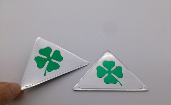 Alfa Romeo Quadrifoglio Verde Embleem 90mm Mythings4u