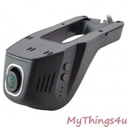 Car DVR Novatec 96658 - 1080P - WIFI - Night Vision - Sony CCD