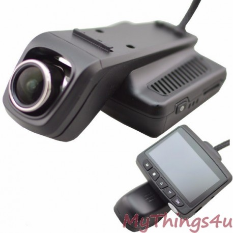 Car DVR Novatec 96658 - Display - 1080P - WIFI - Night Vision - Sony CCD