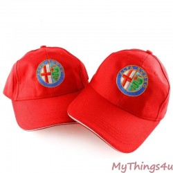 Alfa Romeo Baseball Cap RED