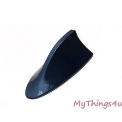 Sharkfin Antenne Upgrade - BLAU METALLIC