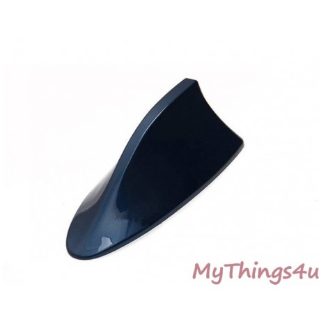 Sharkfin Antenne Upgrade - BLAUW METALLIC