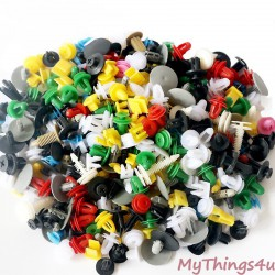 Pushpin package MIX - 250 Pcs