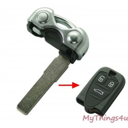 Emergency key Alfa Romeo 159 / Spider