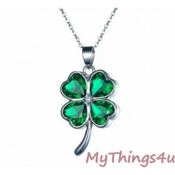 Necklace Zirconia QV