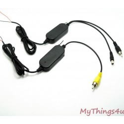 2.4GHz Wireless Kit for Car Camera