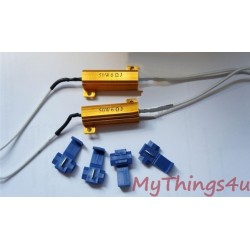 6 Ohm 50Watt Load Resistor (set)